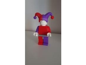Giant Lego Jestro Hat