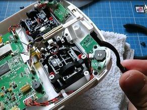 FlySky FS-i6S Radio throttle tension bar