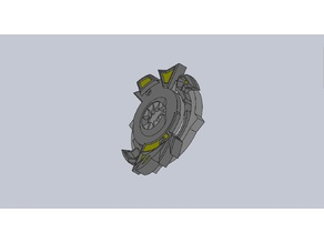 Beyblade Burst - CWB system Layer - Chimera Repair