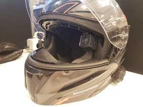 Quelima SQ13 Camera Motorcycle Helmet Mount