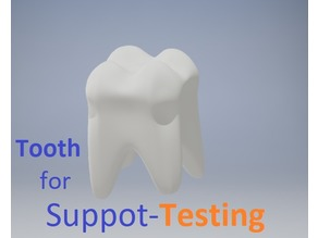 Tooth for Support-Testing