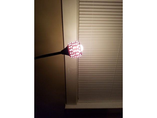 By Revard57 Ikea Shade Thingiverse Lamp FKJc1l