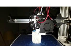 Fan mounts for Reach 3D Printer