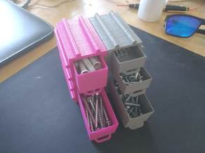 Another stackable box/organizer