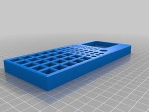CNC Bit Tray