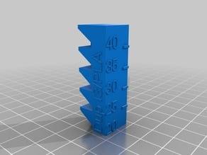 DupI3/PLA speed calibration