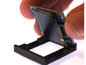 OLED Display Frame (0.96 inch I2c)