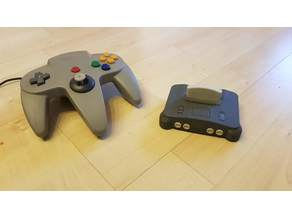 N64 Mini Classic - Raspberry Pi 3 A+ (Case)