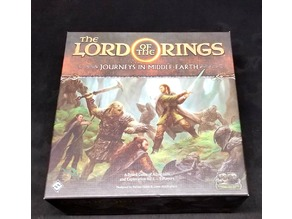 Lord of the Rings: Journeys of Middle Earth