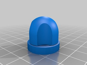 kitchenaid knob. with support. TESTED