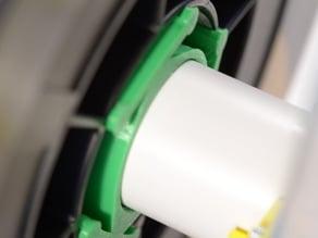 Customizable Spool Hub Adapter