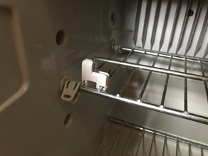 Dometic Fridge Clip
