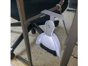Lifetime table tool hanger bracket