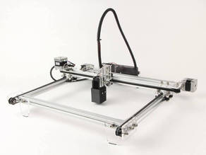 DIY Laser cutter and engraver