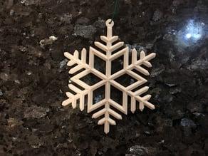 Snowflake Ornament 2