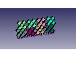 Modular Copic/Marker system