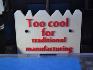 Makerbot part