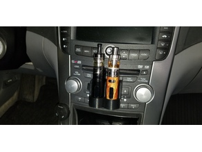 iStick Pico Car Cassette Player Dual Holder