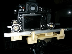 3D Photo Dolly Rig