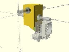 Ultimaker Style modular Print head