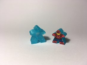 Goblin Tower meeples