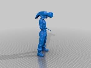 Hammerhead Figure