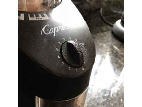 Capresso Infinity Coffee Grinder Knob