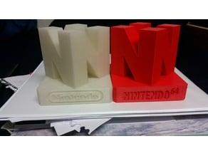 Nintendo 64 Statue