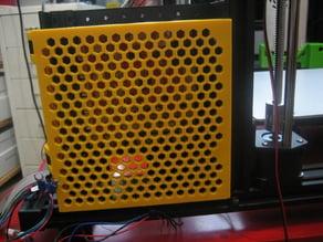 Anet A8 Plus electronics casing