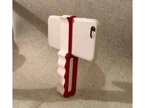 iPhone handle (suitable for 6, 6s, 7 and 8)