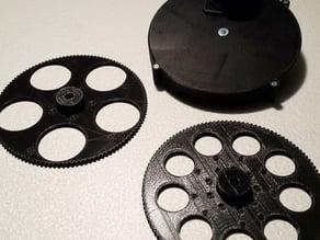 Manual Filter wheel 2.0