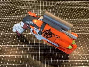 Nerf Hammer Shot Scope