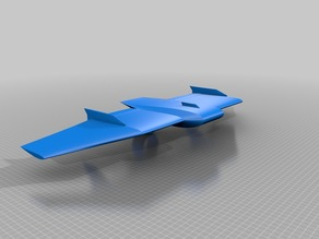 Falcon L EDF Flying Wing
