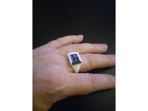 Micro SD Ring