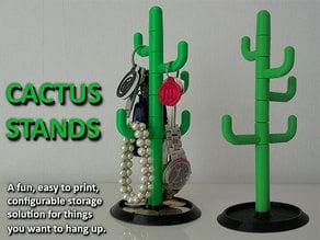 Cactus Stand