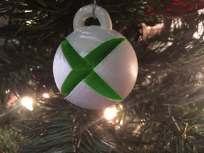 Xbox Christmas Ornament