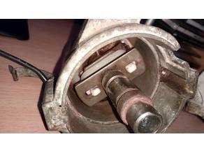 260Z Distributor mechanical advance lockout