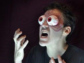 Kongo's Bugging Eyeballs