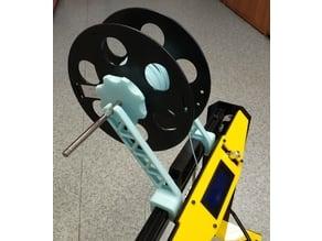 Prusa i4 filament holder