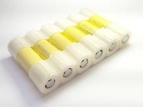 18650 cell holder