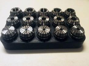 ER25 Collet Set Tray