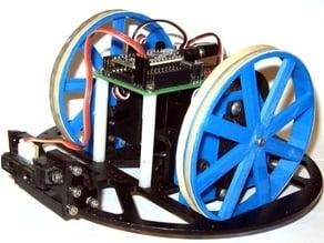 Robodyssey Mouse wheel modification set