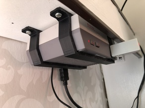 Nintendo Nes Mini mount