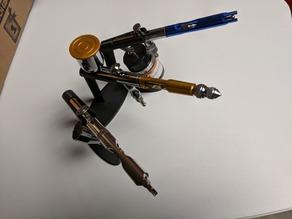 Universal Airbrush Holder