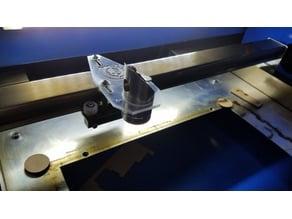 K40 Laser Head Plate