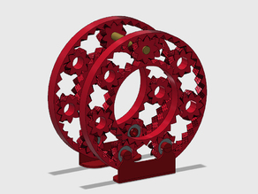 Planetary Filament holder