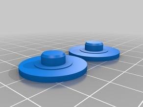 Fidget Spinner Caps