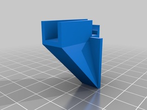 Anet A8 Corner Brace Top (compatible with brackets)