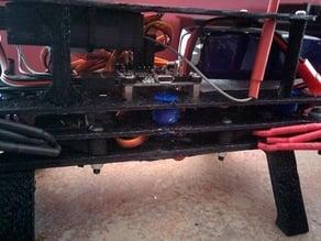 Ninjaflex bobbin style vibration dampener for MHQ2 Hovership