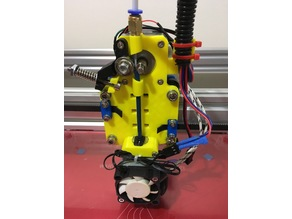 D-Bot Core XY Direct Extruder - Remix